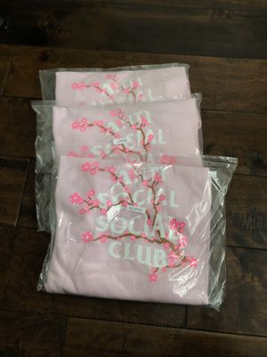 Anti social cherry blossom hoodie for Sale in Cerritos, CA