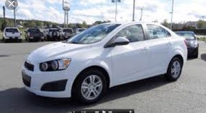 $2000 down payment for 2014 chevy sonic with 40,000 millas for Sale in Orlando, FL