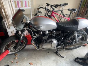Triumph motorcycle for Sale in Homestead, FL