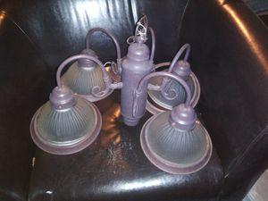 5 light chandelier for Sale in Largo, FL