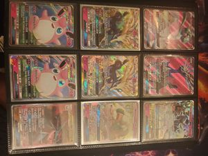 Pokemon chase cards for sale for Sale in Seattle, WA