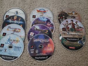 10 Playstation 2 Games for Sale in Clarksburg, MD