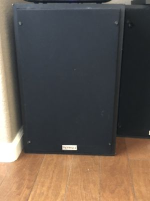 EV AMPLIFIER THEATER SPEAKERS for Sale in Los Banos, CA