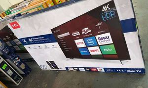 "TCL Smart Tv 65"" Y9HB for Sale in Dallas, TX"