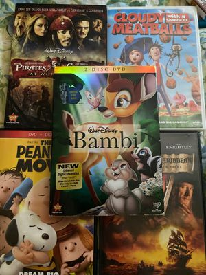 Disney movies for Sale in Dedham, MA