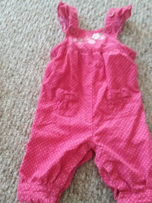 GYMBOREE overalls 3-6 month for Sale in Fountain, CO