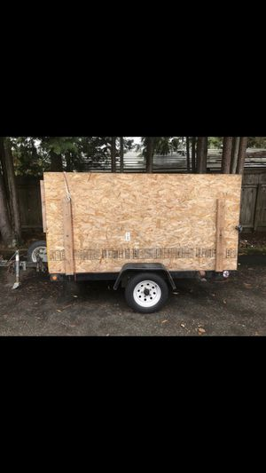 Nice trailer for Sale in Portland, OR