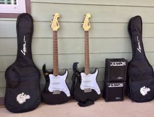 Lyon by Washington Electric Guitar Full Equipment for Sale in Garden Grove, CA