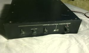 Top of the line crossover amplifier for Sale in Atlanta, GA