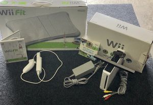 Nintendo Wii fit and Wii sports bundle for Sale in Seattle, WA