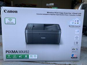 Canon Pixma MX492 BRAND NEW for Sale in Boynton Beach, FL