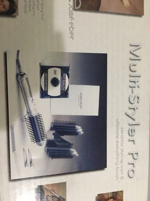 Hair styling iron and curler! for Sale in Sugar Land, TX