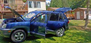 2006 Hyundai Santa fe for Sale in Snohomish, WA