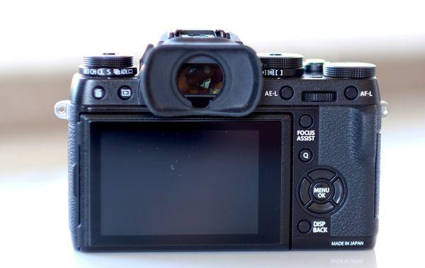 Fujifilm X-T1 body fs/ft
