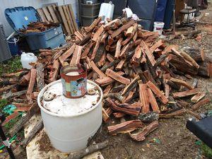 Seasoned mesquite for Sale in San Antonio, TX