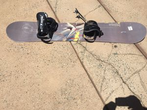Snowboard for Sale in Poway, CA