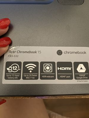 ACER CHROMEBOOK for Sale in Fort Worth, TX