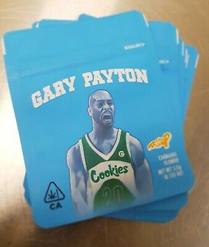 """Mylar bag """"Gary Payton"""" for Sale in Los Angeles, CA"""