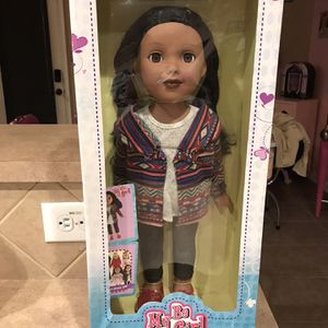 NEW Be My Girl Doll 2013 for Sale in Cibolo, TX