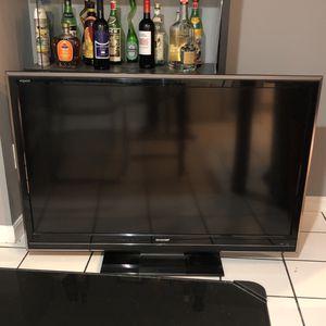 Sharp Aquos 52 Inch TV for Sale in Boston, MA