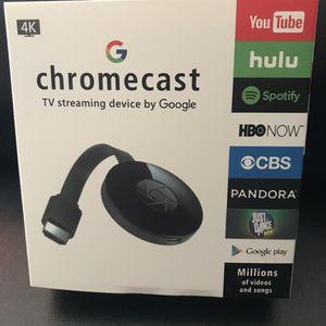 Chromecast tv streaming for Sale in Huntington Park, CA