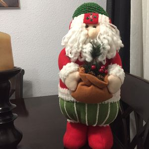 Santa 🎅🏼 Clause home decor $20 for Sale in Hawthorne, CA