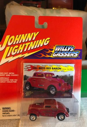 Johnny Lightning Willys Gasser for Sale in Spokane, WA
