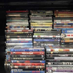 DVD Movies 6 for $10 for Sale in Fort Lauderdale, FL