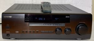 Kenwood VR-309 Home Theater Stereo Dolby 500W 5.1ch AV Surround Receiver for Sale in Scottsdale, AZ