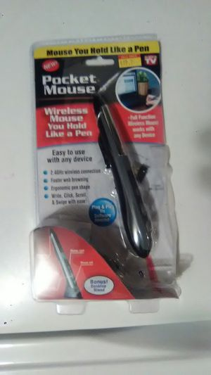 POCKET MOUSE As seen on TV for Sale in Sanford, FL