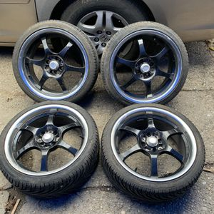 "Rims 17"" 205/40/17 for Sale in The Bronx, NY"