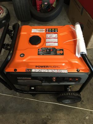 Portable gasoline Generator for Sale in Wichita, KS