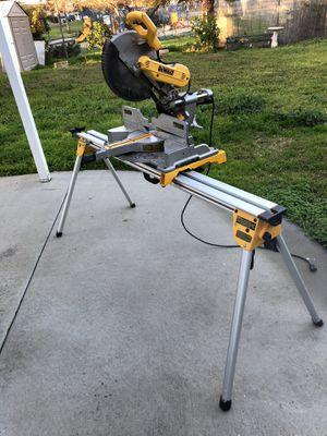 Dewalt 12in sliding saw for Sale in San Diego, CA