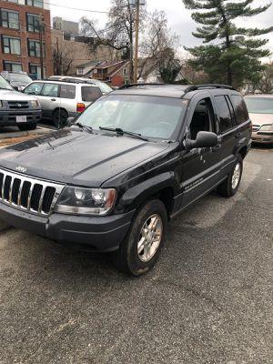 2003 Jeep Grand Cherokee for Sale in Washington, DC