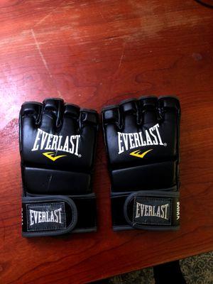Everlast boxing gloves for Sale in Fargo, ND