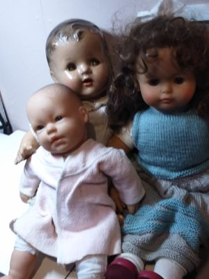 Antique dolls for Sale in Seattle, WA