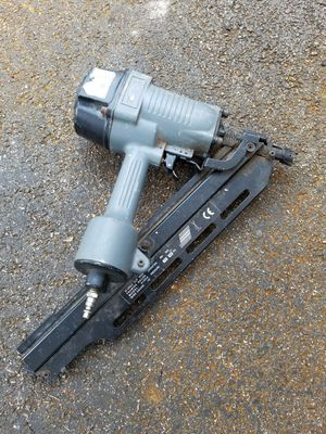 Framing nail gun 34 degree Central for Sale in Damascus, MD