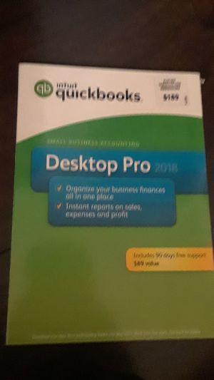 Quickbooks Desktop Pro for Sale in Stockton, CA