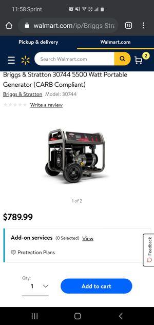 Generator for Sale in Houston, TX