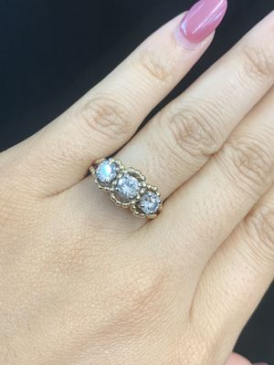 *NEW MARKDOWN*14K 3Diamond Engagement Ring for Sale in Austin, TX