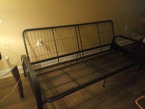 Metal futon frame for Sale in Lakeland, FL