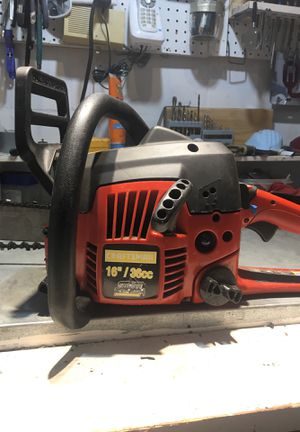 """Craftsman 16"""" chain saw for Sale in New Port Richey, FL"""