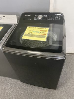Samsung Washer 5.0 with Water Jet &Deep Fill for Sale in Santa Ana, CA