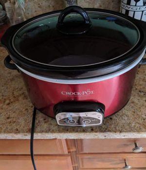 Crock pot slow cooker for Sale in Severn, MD