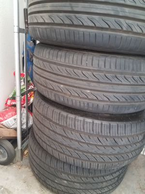 Sentury 245/45R20 TIRES AND RIMS for Sale in Henderson, NV