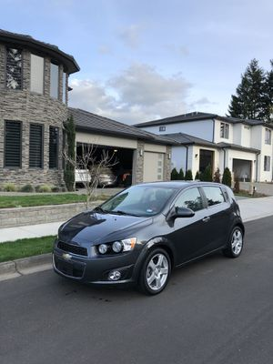 2016 Chevy Sonic LTZ   LOW MILES for Sale in Vancouver, WA
