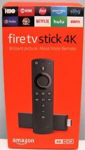Amazon Fire Stick 4K Streaming Device Alexa. IN ORIGINAL FACTORY SEALED BOX. for Sale in Oldsmar, FL