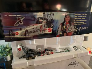 2005 Ashley Force A Fuel Dragster 1:16 Scale for Sale in Anaheim, CA