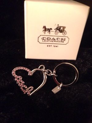 Coach Keychain for Sale in Rockville, MD