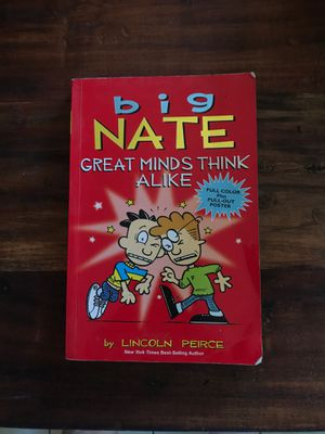 Big NATE Great minds think alike for Sale in Dallas, TX